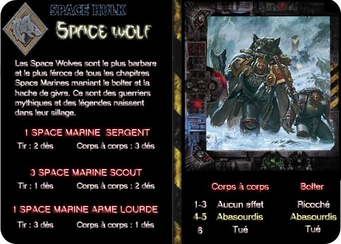 Pour jouer à 4 joueurs avec votre jeu Space Hulk ! Projet10