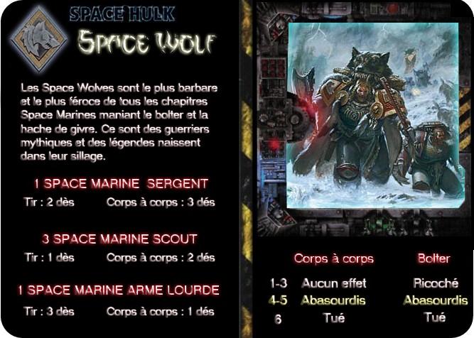 Pour jouer à 4 joueurs avec votre jeu Space Hulk ! Projet20