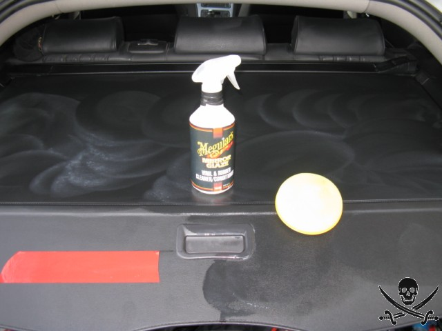 Meguiar's m40 vs 303 aerospace protectant M40_su15