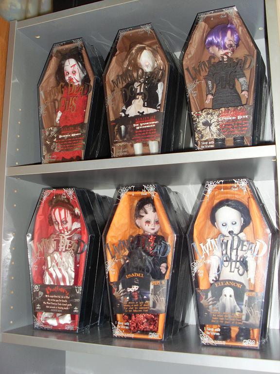 Living Dead Dolls Sl370928