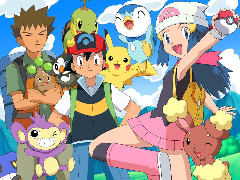 Pokémon RPG Game