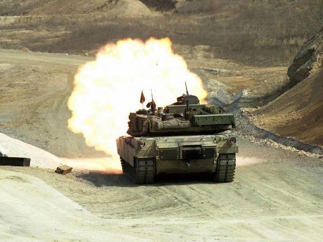 M1 Abrams 10666410