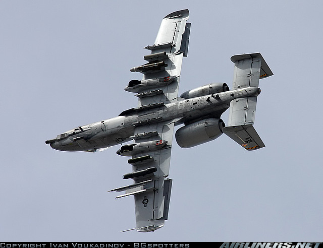 Fairchild A10C Thunderbolt II 15182610