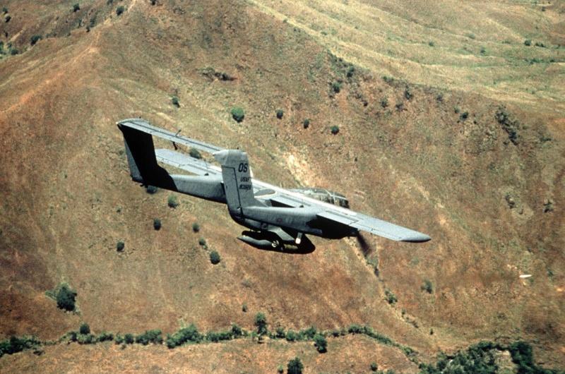 Rockwell OV-10 Bronco Img_4910