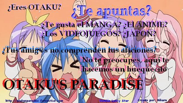 Otaku's Paradise