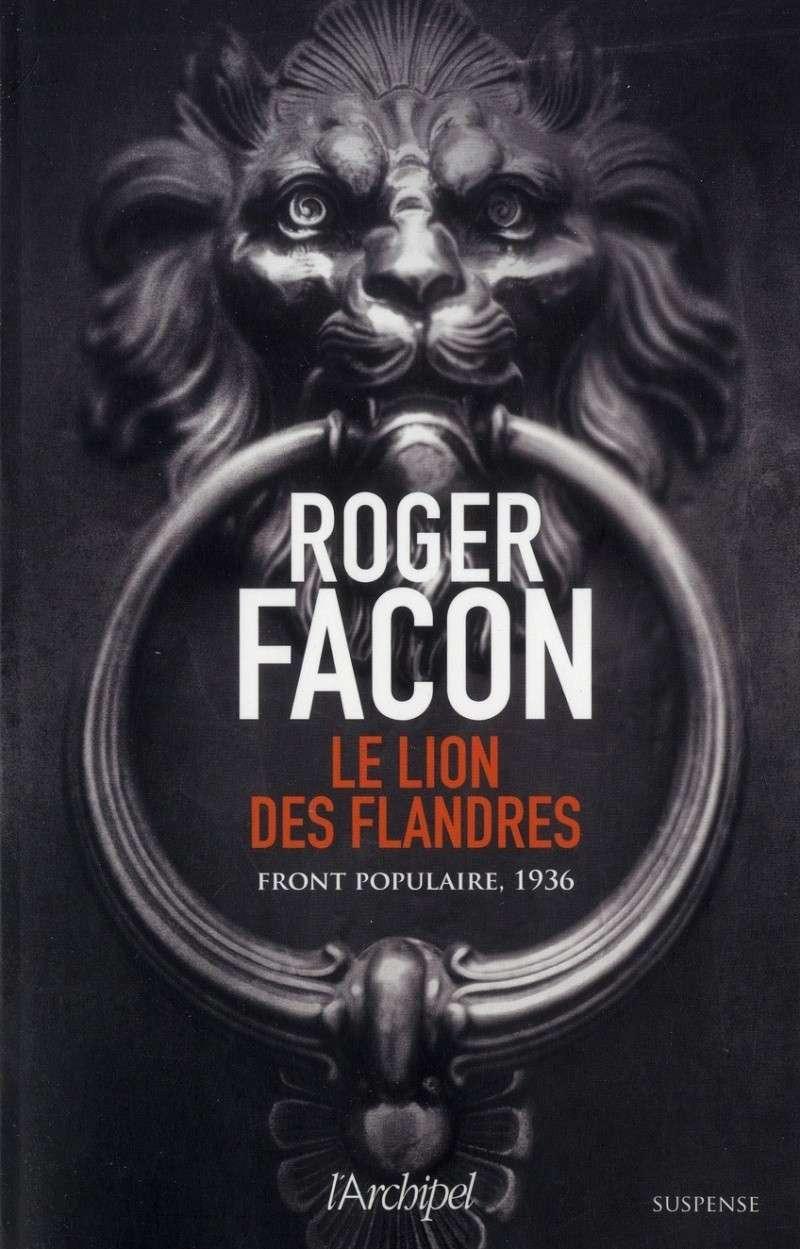 [Facon, Roger] Le lion des Flandres Url10
