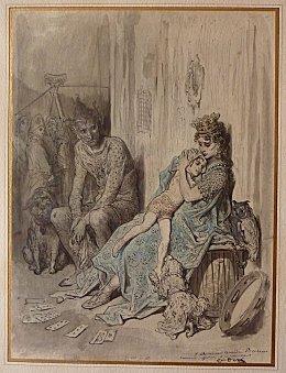 Boite aux Prospectus de la voyance par émail Gustav10