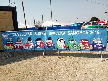 Retour de la Mondiale 2019 en Croatie à Samobor. 15645010