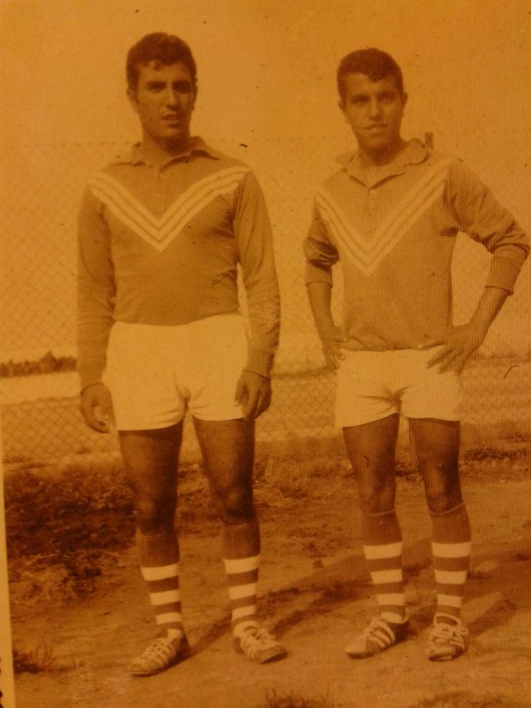 Deux frères dans l'histoire de TAGHART  et dans l'équipe de feu My Brahim 2013-010