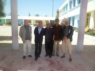 Sur les bancs de l'école musulmane de Mogador un demi-siècle, après. 93677910