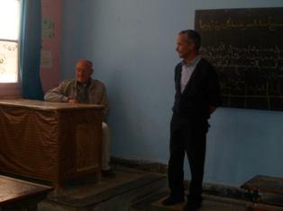 Sur les bancs de l'école musulmane de Mogador un demi-siècle, après. 97043211
