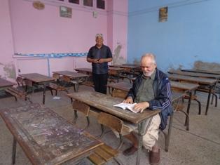 Sur les bancs de l'école musulmane de Mogador un demi-siècle, après. Dsc01113