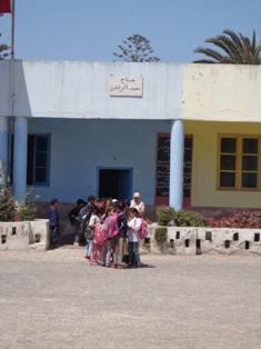 Sur les bancs de l'école musulmane de Mogador un demi-siècle, après. Dsc01125