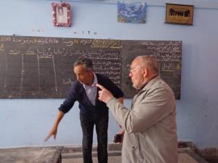 Sur les bancs de l'école musulmane de Mogador un demi-siècle, après. Dsc01139