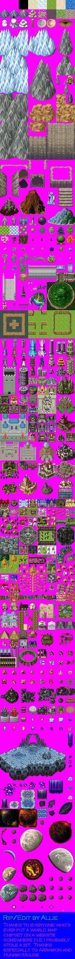 UN super tile pour les map monde Worldm10