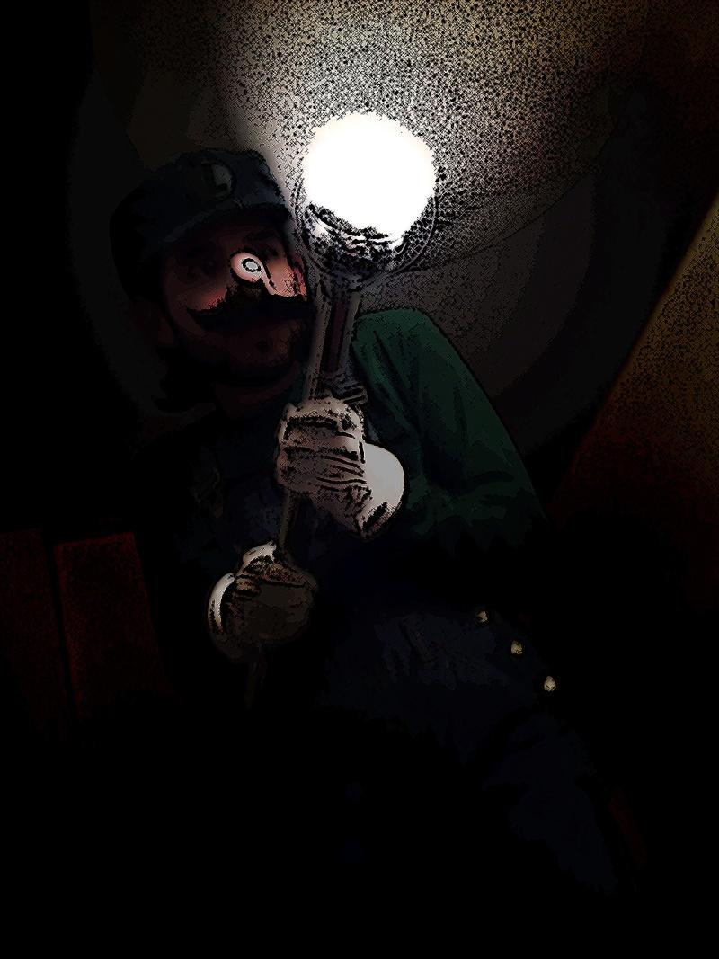 ~Luigi on Mexican Mushroom Kindom~ Luigi_11