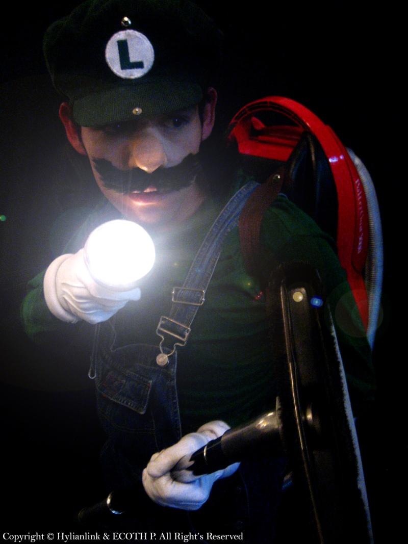 ~Luigi on Mexican Mushroom Kindom~ Luigi_13