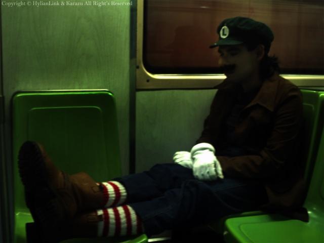 ~Luigi on Mexican Mushroom Kindom~ Luigi_24