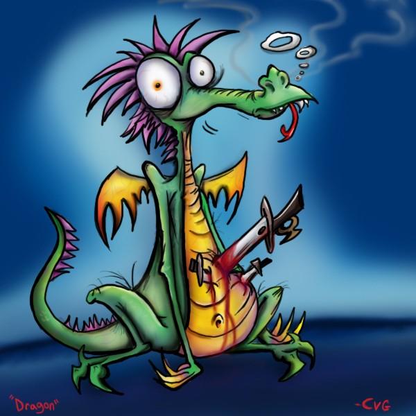 CVG Vs Mel  Subject: Dragon Dragon10