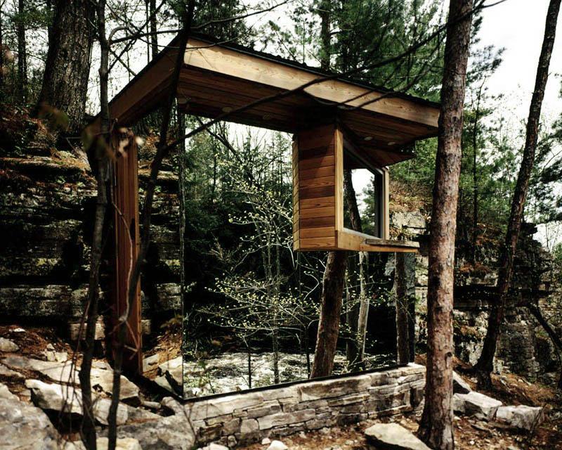 The Cadyville Sauna by Dan Hisel 0310