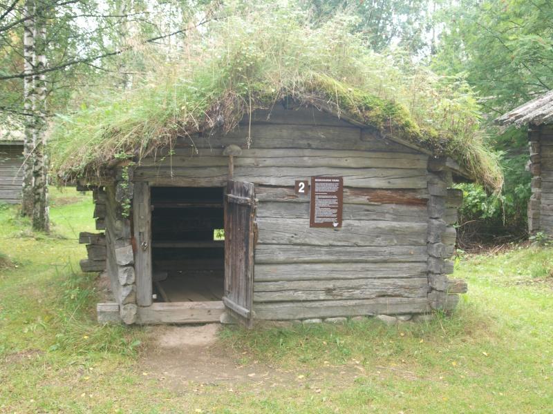 Käisin Soomes Muuramen Saunakylas P1015912