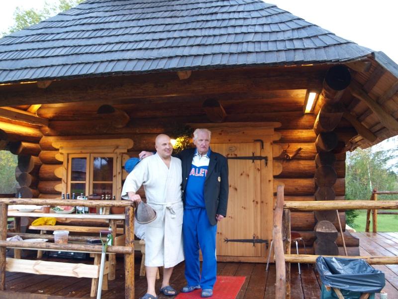 Uut sauna proovimas koos legendaarse saunanautleja Valdur Tamminguga P1016912
