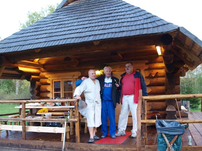 Uut sauna proovimas koos legendaarse saunanautleja Valdur Tamminguga P1016913