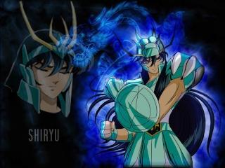 Mes créations avec Gimp Shiryu12