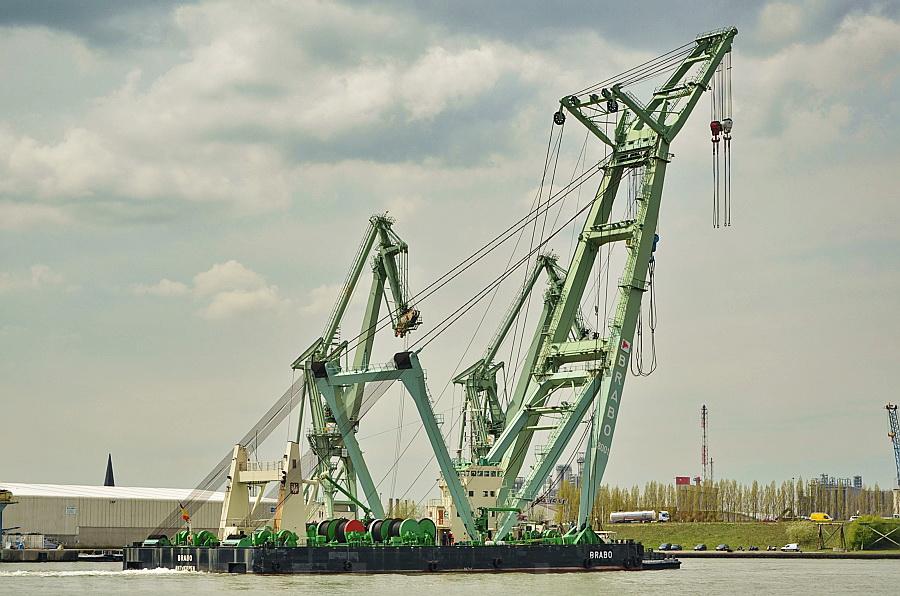 La grue BRABO 800 tonnes (B) Dsc_2213