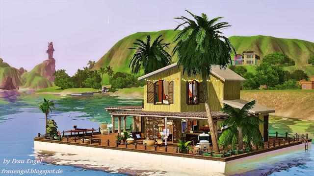 [Inspiration] [Sims 3] Maisons-bateaux Image10