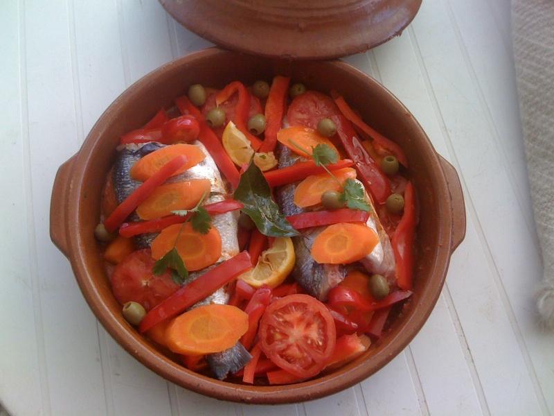 tajine de poisson à la marocaine Img_1011