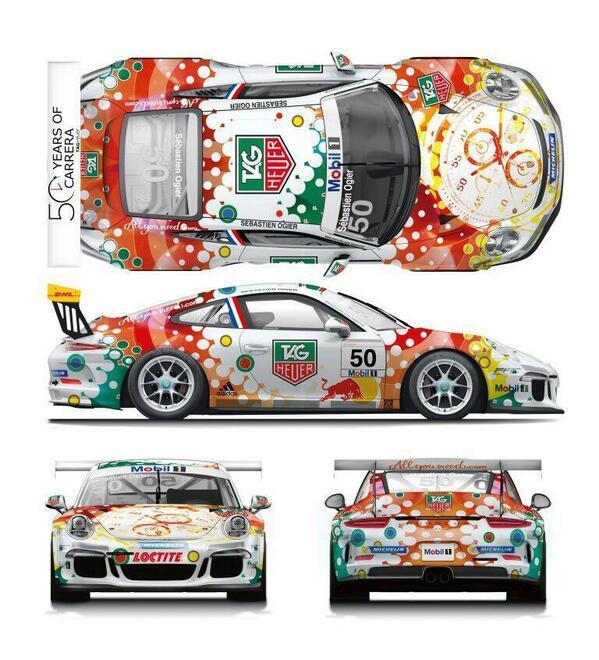 Porsche Supercup Bkjh1910