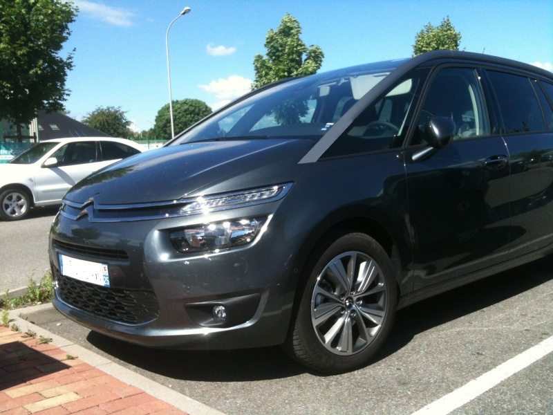 [SUJET OFFICIEL] Citroën Grand C4 Picasso II  - Page 3 94244310