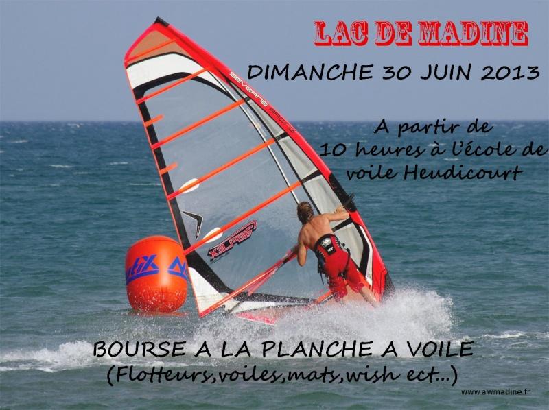 BOURSE A LA PLANCHE DIMANCHE 30 JUIN Affich11