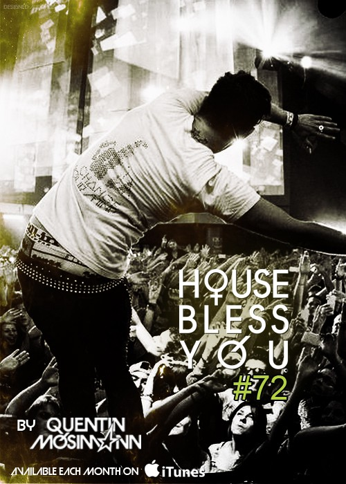 "Podcast ""House Bless You"" #72 Hby7210"