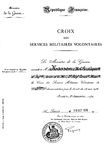 LES CROIX Cxsmvd10