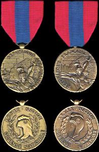Médaille de la Défense Nationale Defnat13