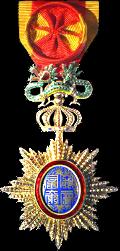Ordres de la France Coloniale et outre Mer Dragon10