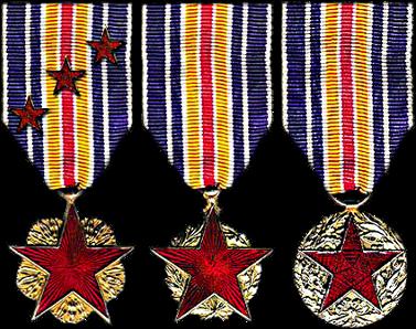 La médaille française des blessés de guerre Medail16