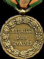 La Médaille des Evadés Medail21