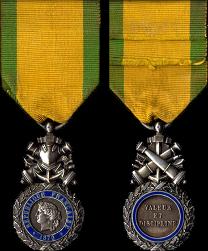 La Médaille Militaire Medmil12