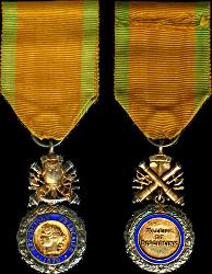 La Médaille Militaire Medmil14