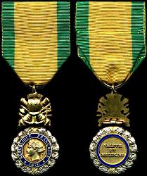 La Médaille Militaire Medmil15