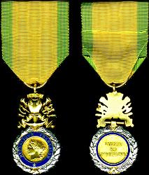 La Médaille Militaire Medmil17