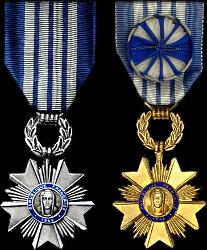 Ordres de Mérites Spécialisés Merita13