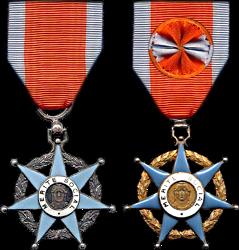 Ordres de Mérites Spécialisés Merite10