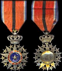 Ordres de la France Coloniale et outre Mer Nichan10
