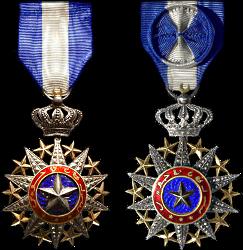 Ordres de la France Coloniale et outre Mer Nichan11