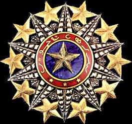 Ordres de la France Coloniale et outre Mer Nichan14