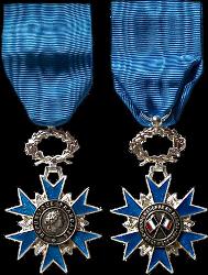 L'Ordre National du Mérite Onmche11